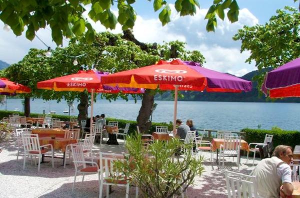 Das See-Café